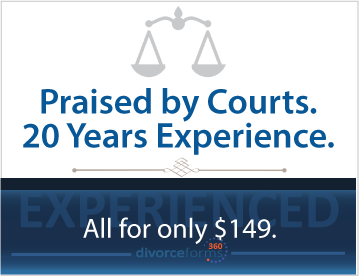 Experienced divorce service