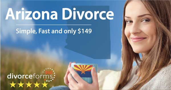Arizona divorce online