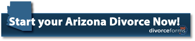 Arizona divorce forms