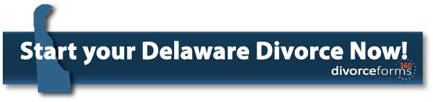 Start your delaware divorce