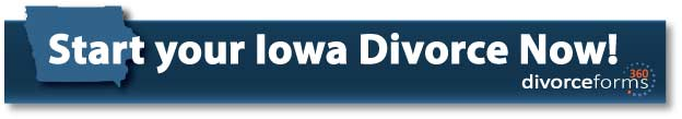 Iowa online divorce