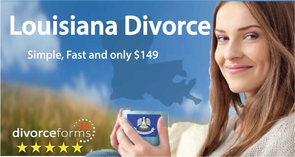 Louisiana divorce
