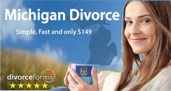 Michigan divorce papers
