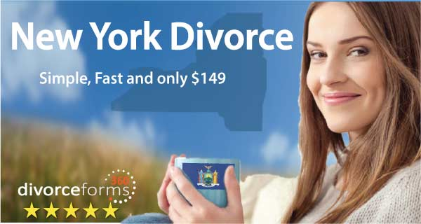 New York divorce forms