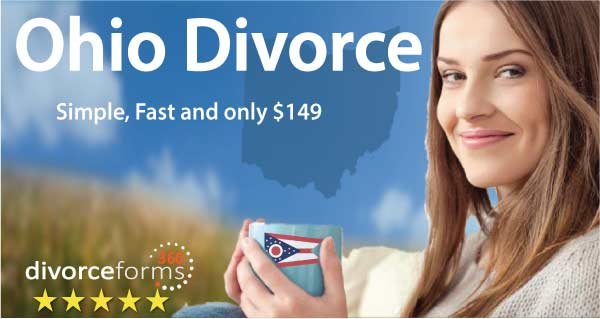 Ohio divorce papers