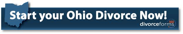 Start your Ohio divorce