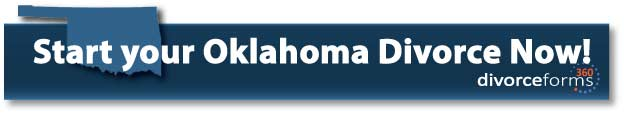 Start your online Oklahoma divorce
