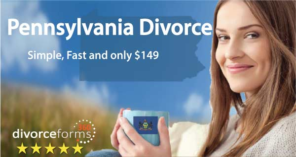 Pennsylvania online divorce papers