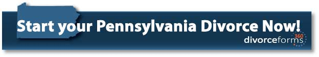 Start your Pennsylvania divorce online
