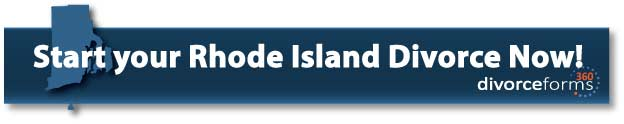 Rhode Island divorce forms