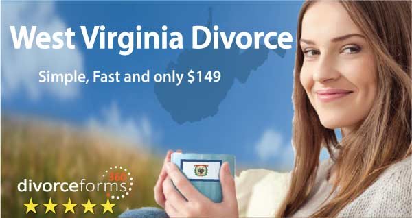 West Virginia divorce papers online