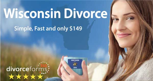 Wisconsin divorce papers