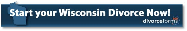 Start your online Wisconsin divorce