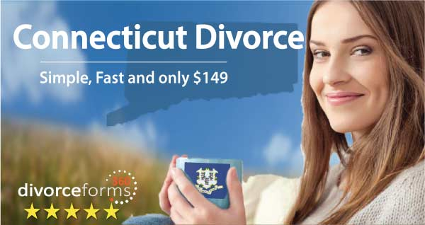 Connecticut divorce papers