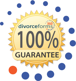 Divorce forms guarantee